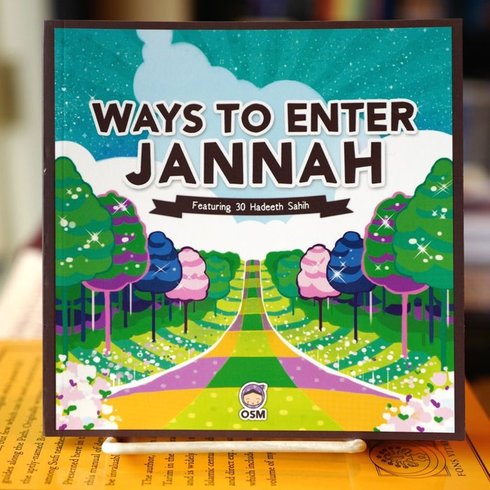 Ways to Enter Jannah