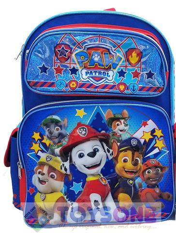 "Paw Patrol 16"" Backpack"