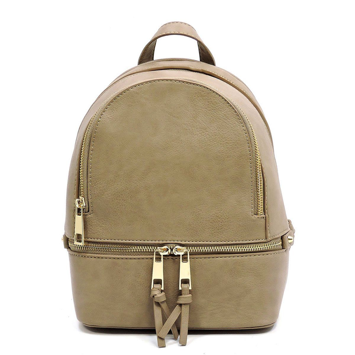 LP1082W Fashion Backpack Ston - Ace Handbag