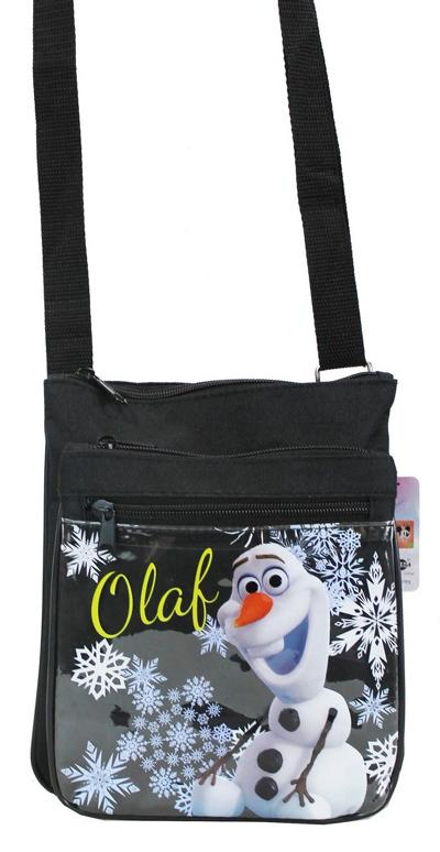 Disney Frozen Olaf Snowman Kids Crossbody Shoulder Bag - Ace Handbag