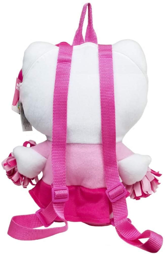 Plush Hello Kitty Cheer Leader Squad Plush Backpack - Ace Handbag