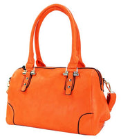 Casual 2 Way Fashion Tote Orange - Ace Trading Co.