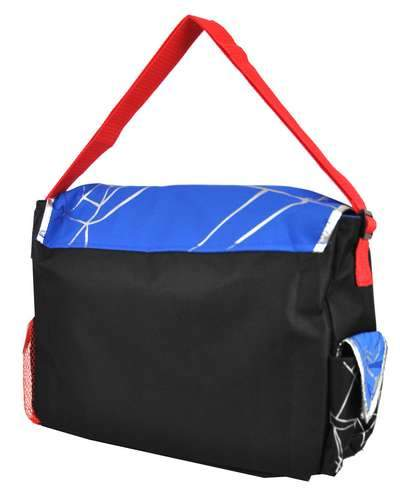 "Spiderman 16"" Large Messenger Bag - Ace Handbag"