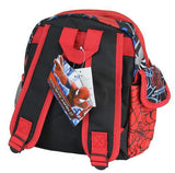 "Amazing Spiderman 10"" Mini Toddler Backpack School Bag - Ace Trading Co."
