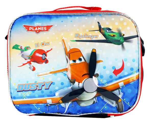 Disney Cars Planes School Lunch Bag Insulated Snack Box - Ace Handbag