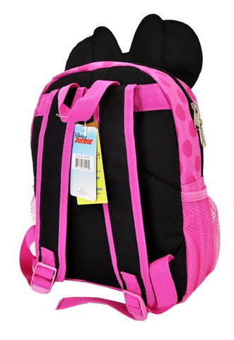 5d855fb48e4 Disney Minnie Mouse with Ear School Backpack 12