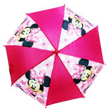Licensed Minnie Mouse PINK KIDS 3D Handle Umbrella - Ace Trading Co.