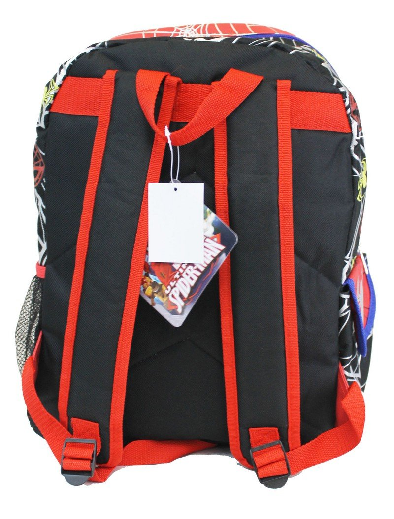 Marvel Spider Man 12''Backpack - Ace Handbag