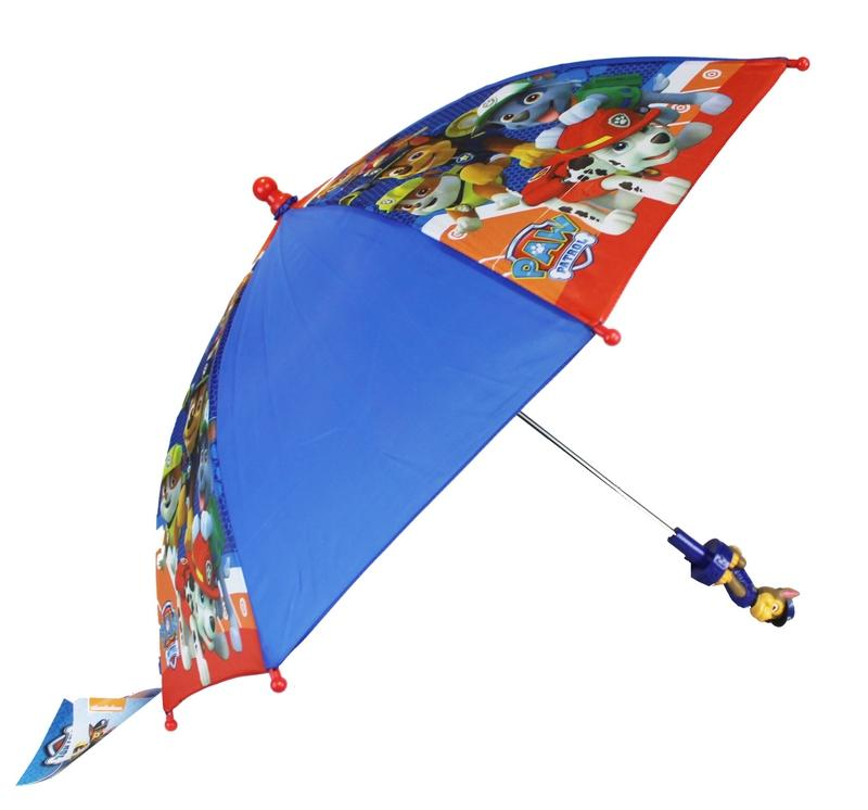 Paw Patrol Molded Handle Umbrella for Kids - Ace Handbag