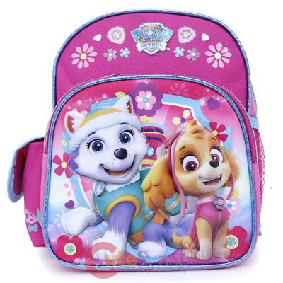 "Paw Patrol 10"" Mini Backpack Skye Everest Girls"