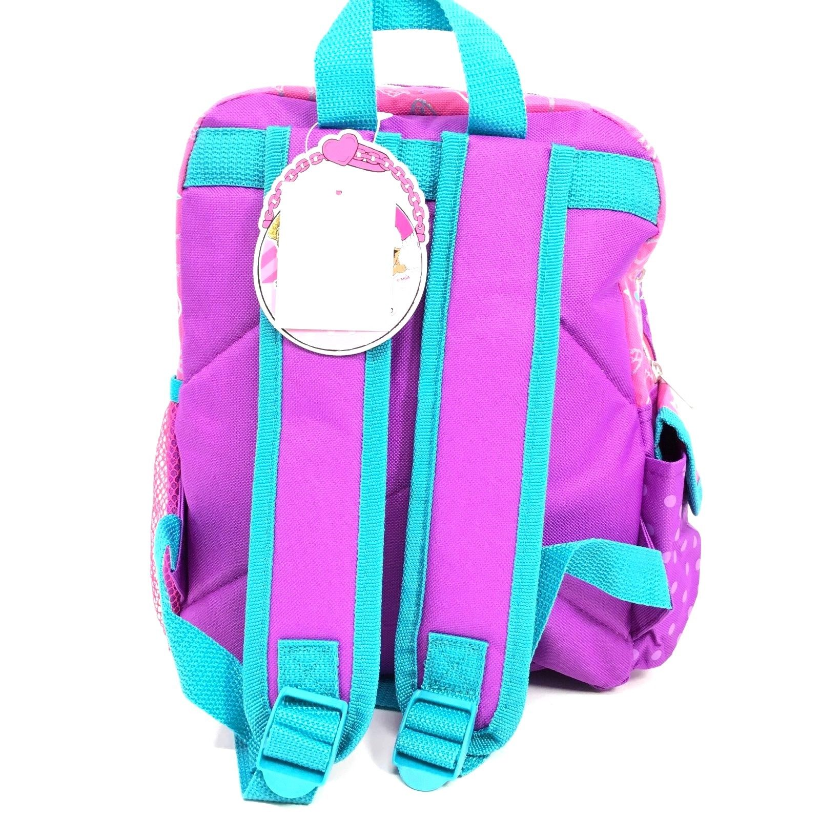 "L.O.L Surprise! Small Girs Backpack 12"" Pink - Ace Handbag"