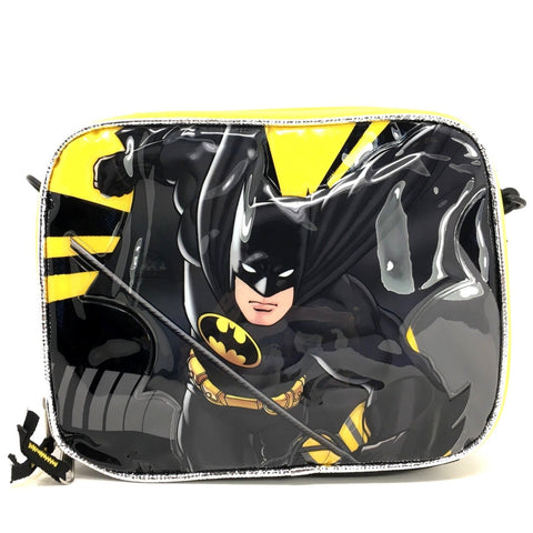 DC Comics Batman Insulated School Lunch Bag - Ace Trading Co.