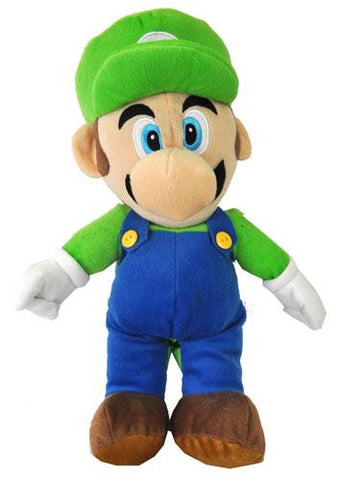 Nintendo Super Mario Bros.Plush Backpack Luigi - Ace Trading Co.