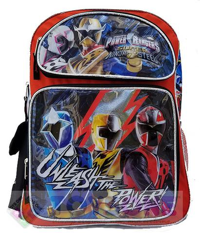 "Power Rangers 16"" Backpack"