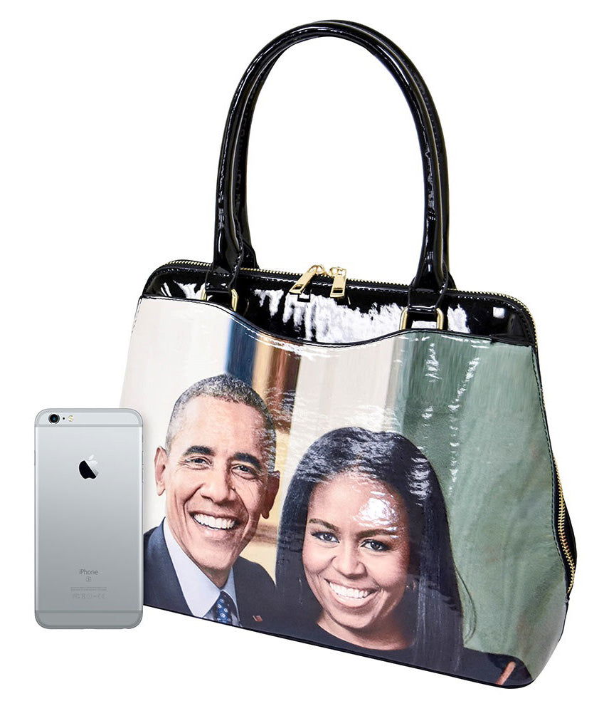 Michelle Obama Shoulder Tote Style 6 - Ace Handbag
