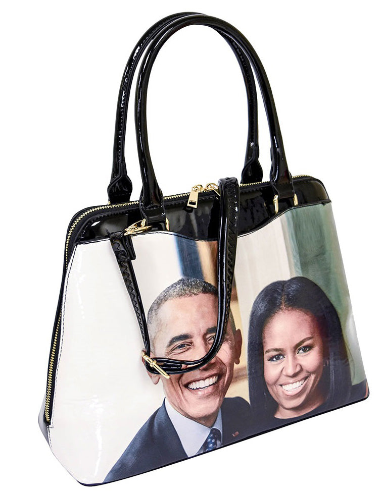 Michelle Obama Shoulder Tote Style 3 - Ace Handbag