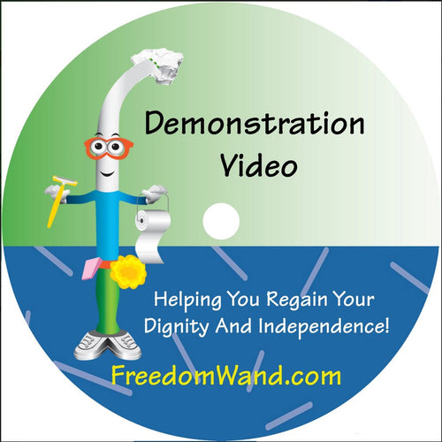 FreedomWand® Instructional DV