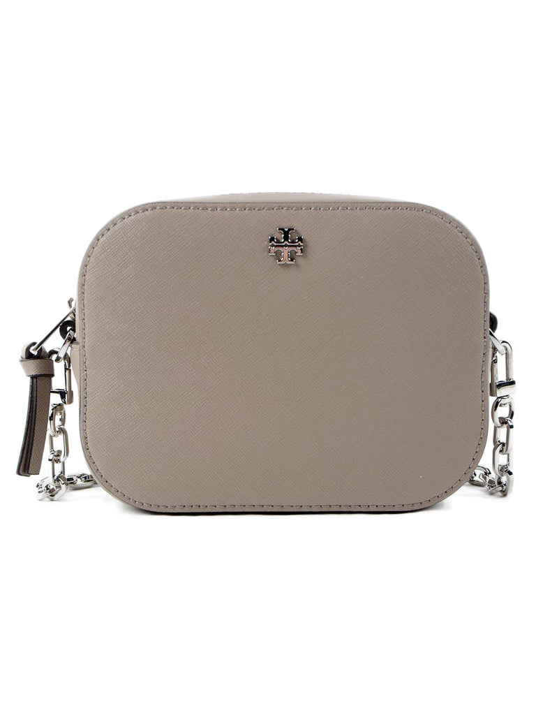 cdea4e748aba Tory Burch Robinson Crossbody Bag (French Grey) – DNovo