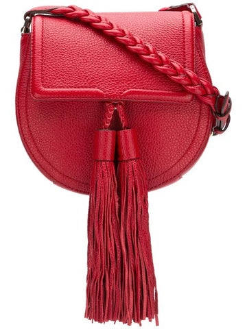 Rebecca Minkoff Isobel Crossbody Bag (Deep Red)