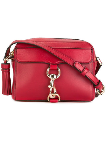 Rebecca Minkoff MAB Camera Bag (Deep Red)