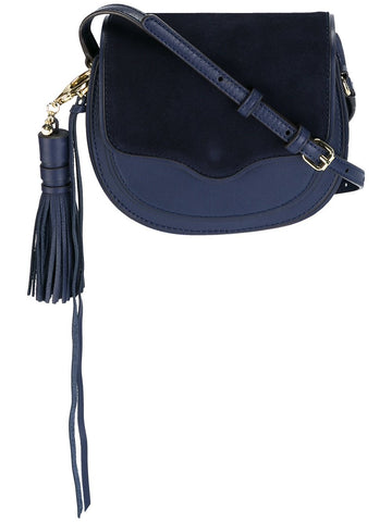Rebecca Minkoff Mini Suki Crossbody Bag (Moon)