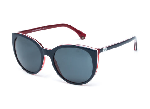 Emporio Armani Emporio Armani Three-Tone Sunglasses Accessories - DNovo