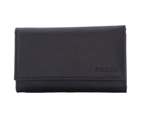 Prada Prada Saffiano 1 Key Pouch Small Leather Goods - DNovo
