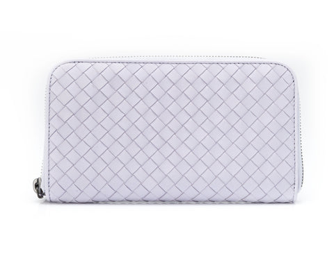 Bottega Veneta Bottega Veneta Intrecciato Nappa Zip Around Wallet Small Leather Goods - DNovo