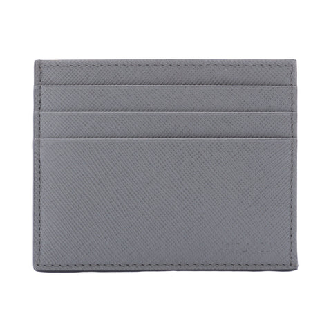 Prada Prada Saffiano 1 Card Holder Small Leather Goods - DNovo