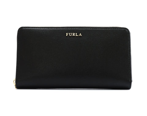 Furla Furla Babylon Zip Around Wallet [AS-IS] Small Leather Goods - DNovo