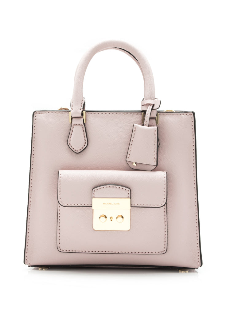 afdce25bc59e Michael Kors Michael Kors Bridgette Small North South Messenger (Blossom)  Bags - DNovo
