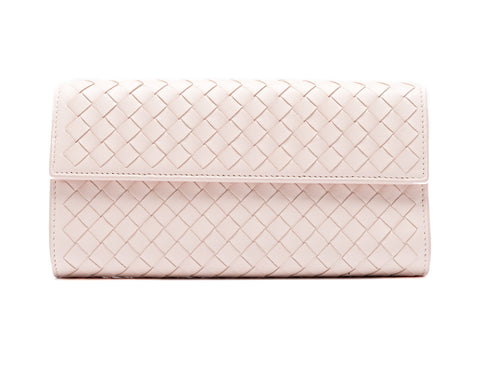 Bottega Veneta Bottega Veneta Intrecciato Nappa Continental Wallet Small Leather Goods - DNovo