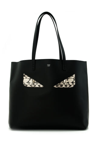 Fendi Fendi Bag Bugs Shopping Tote Bags - DNovo