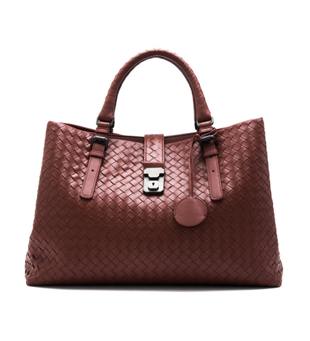 Bottega Veneta Bottega Veneta Medium Roma Bag Bags - DNovo