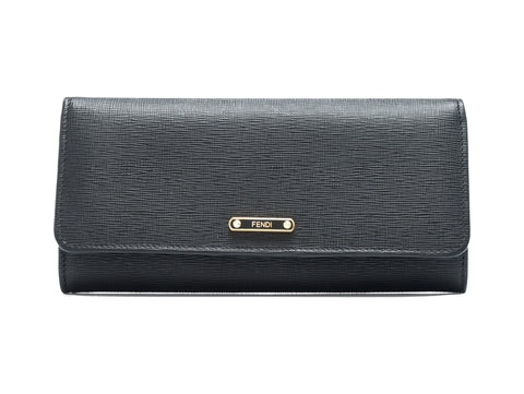 Fendi Fendi Crayons Continental Wallet Small Leather Goods - DNovo