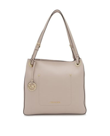 Michael Kors Michael Kors Walsh Medium Shoulder Tote Bag (Soft Pink) Bags - DNovo