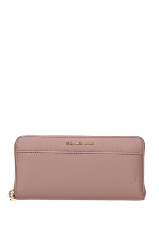 Michael Kors Michael Kors Mercer Continental Wallet (Fawn) Small Leather Goods - DNovo
