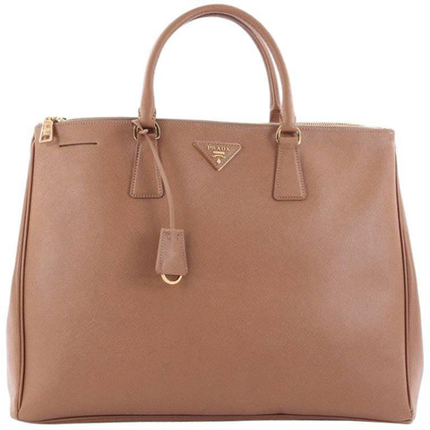 Prada Prada Saffiano Lux Large Galleria Tote [AS-IS] Bags - DNovo