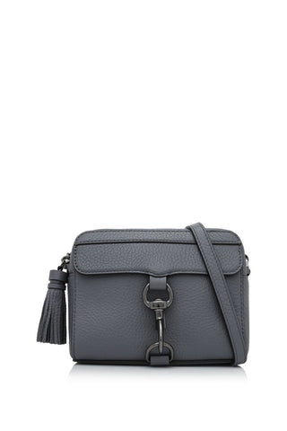 Rebecca Minkoff MAB Camera Bag (Grey Denim)