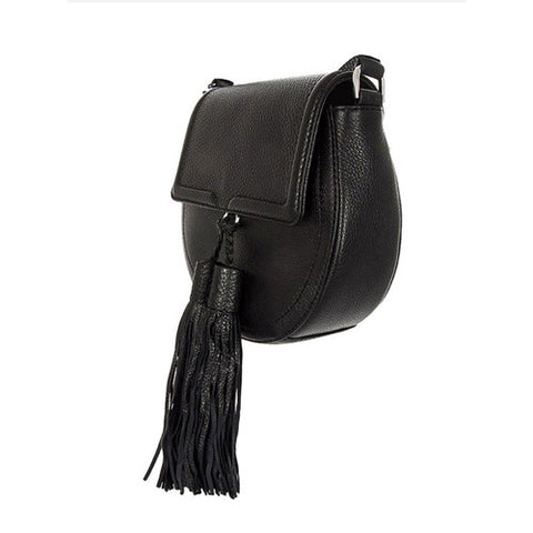 Rebecca Minkoff Isobel Crossbody Bag (Black)