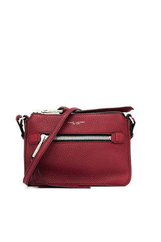 Marc Jacobs Marc Jacobs 'The Big Apple' Pochette Bag (Ruby Ant Nickel) Bags - DNovo