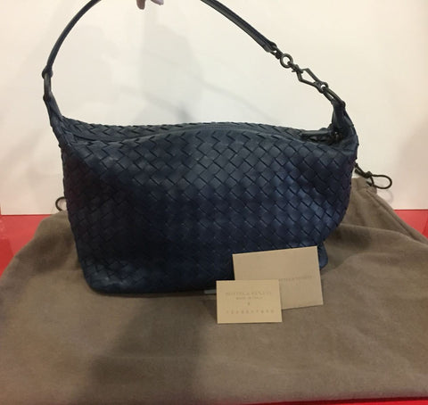 Bottega Veneta Bottega Veneta Intrecciato Small Shoulder Bag [AS-IS] Bags - DNovo