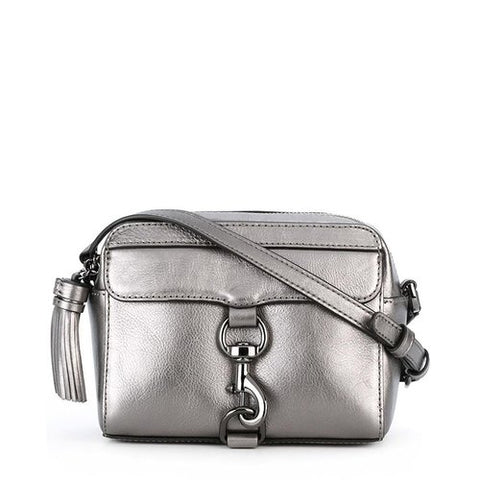 Rebecca Minkoff MAB Camera Bag (Gun Metal)
