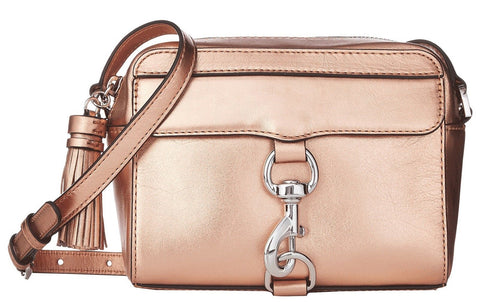 Rebecca Minkoff MAB Camera Bag (Rose Gold)