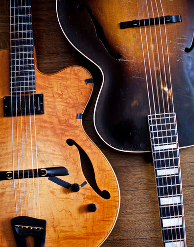 Julian Lage's Guitars