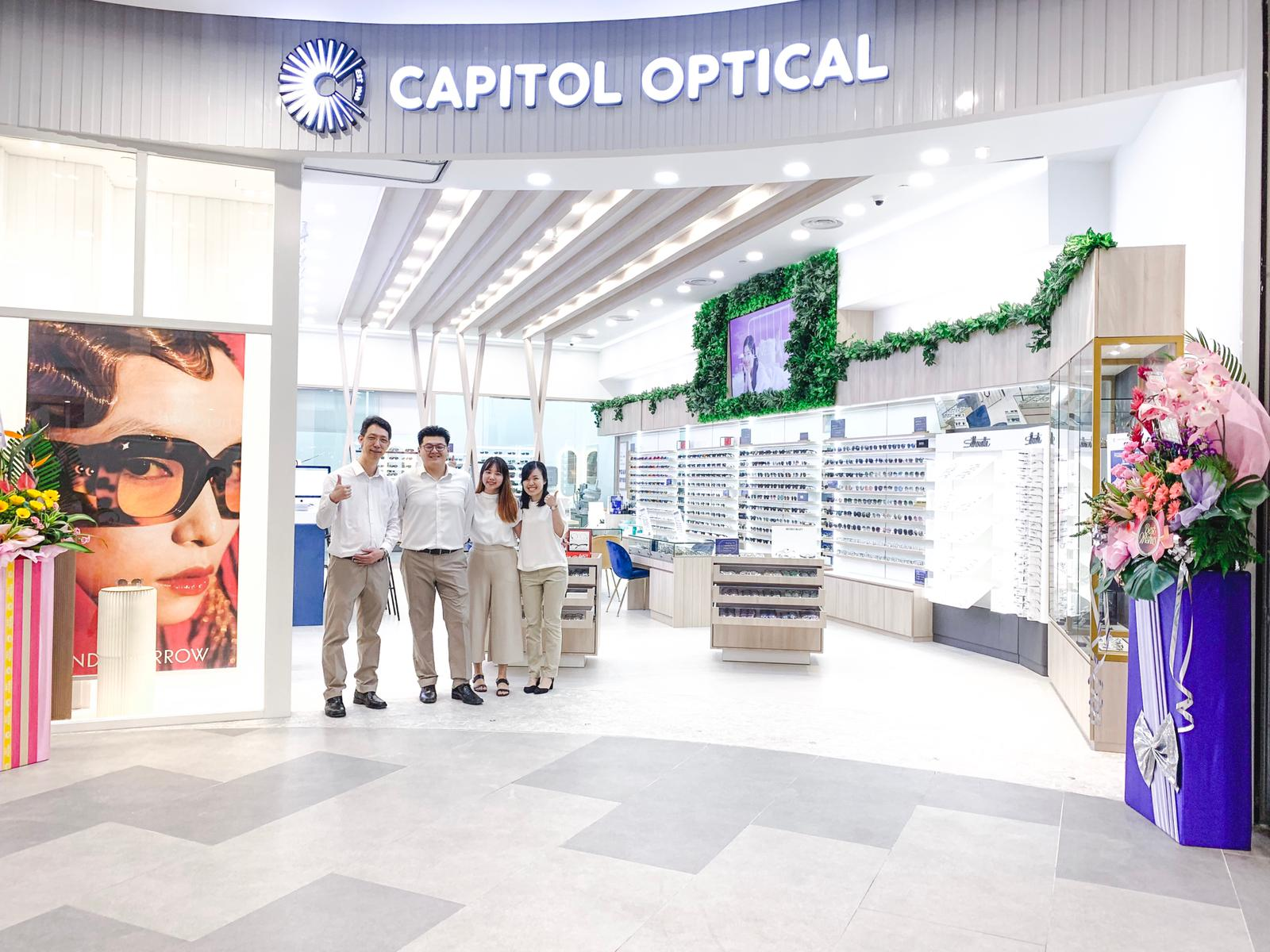 Capitol Optical Great World City