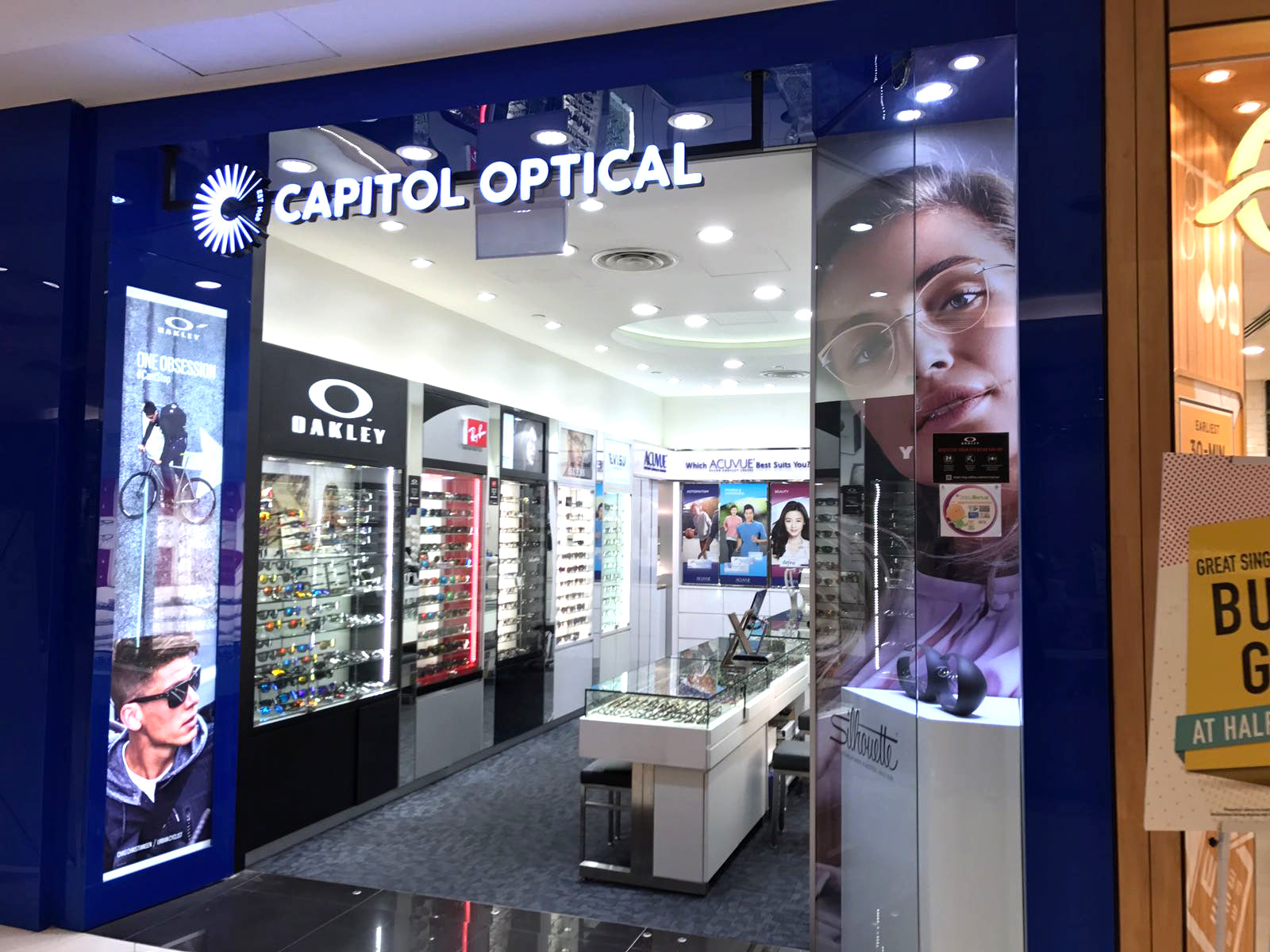 Capitol Optical Lot 1 Shopping Centre