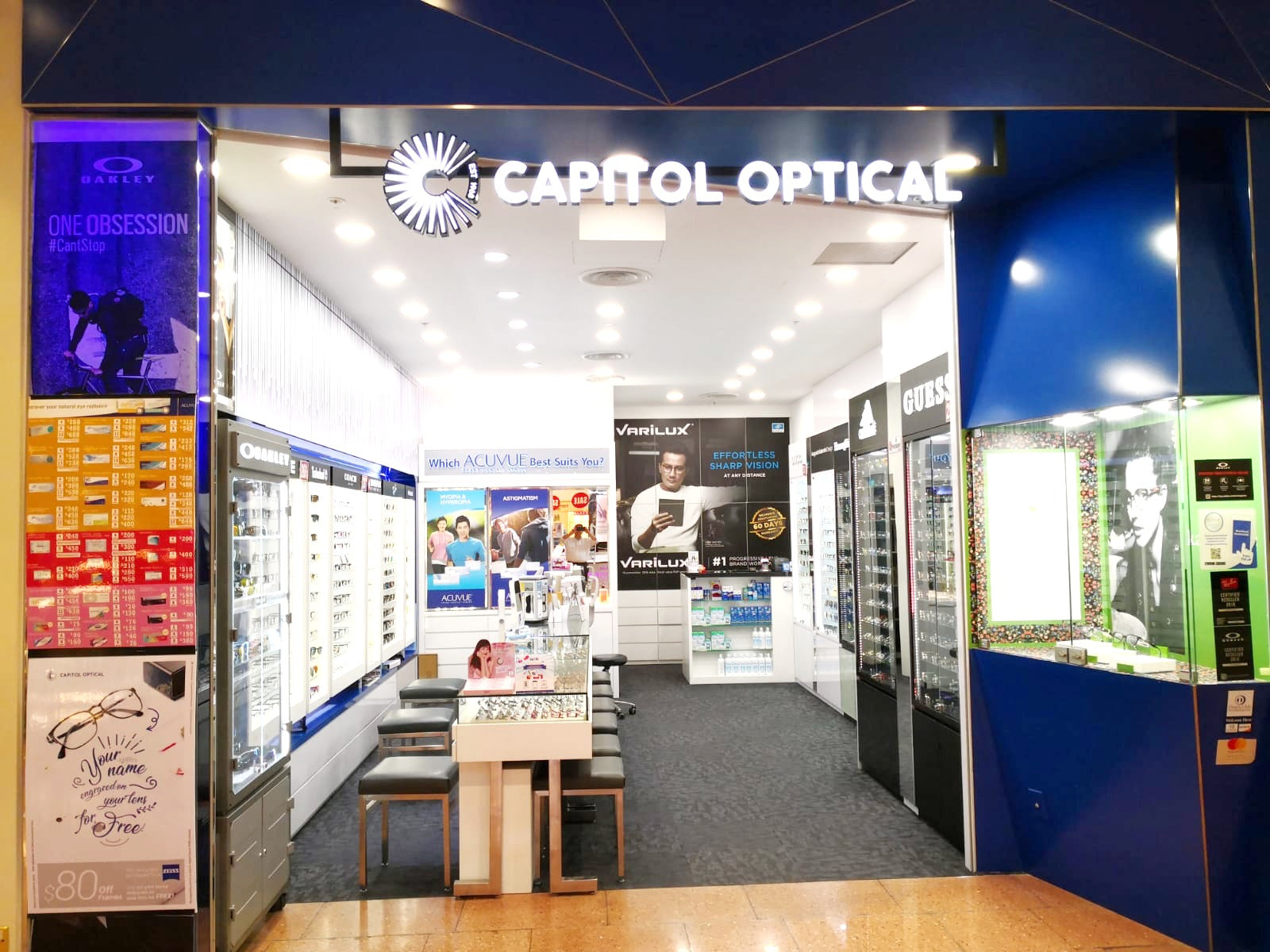 Capitol Optical Jurong Point Shopping Centre