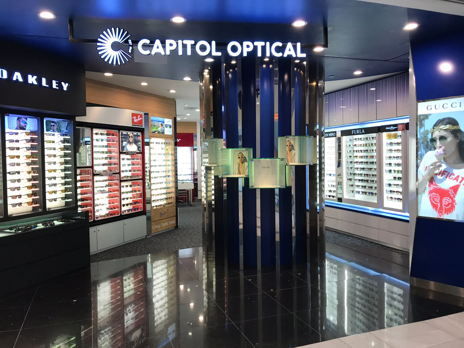 Capitol Optical Raffles City