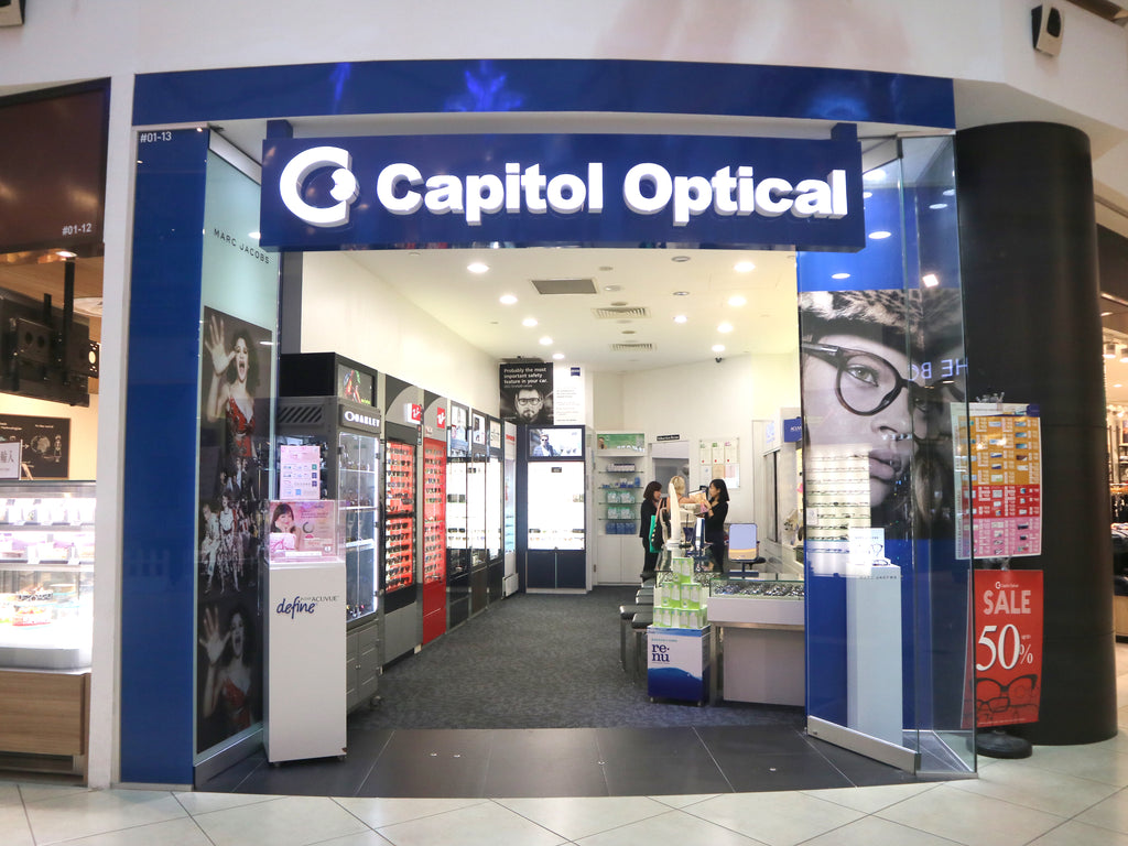 Capitol Optical City Square Mall